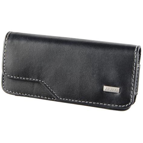 hama black hama mobiltaske black 2 mobilcover og tasker