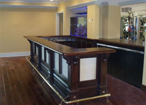 Bar Styles by 17 Best Images About Wood Bar Tops On Wide