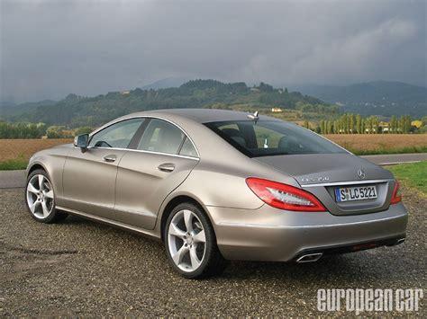 2011 Mercedes Cls by 2011 Mercedes Cls European Car Magazine