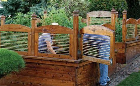 Stylish Raised Beds Fine Gardening