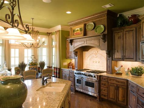 country paint colors for kitchen cabinets country kitchen cabinets pictures ideas from