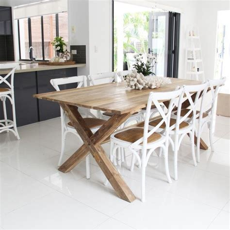 wooden dining table with white chairs 25 best ideas about contemporary outdoor dining chairs on