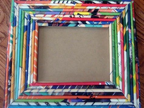 picture frame craft projects the world s catalog of ideas