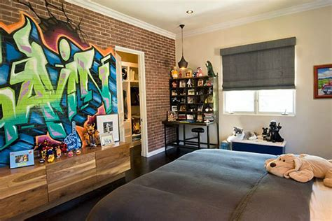 cool wall designs for bedrooms 25 cool graffiti wall interior ideas house design and decor