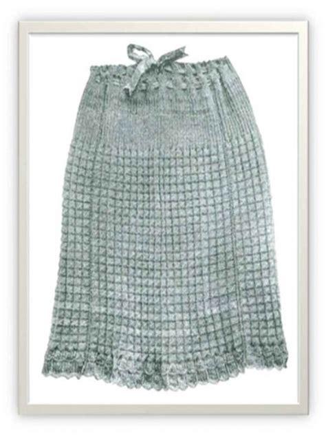 knitted skirt pattern knitting skirt pattern browse patterns