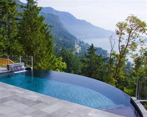 backyard infinity pools 21 landscape small backyard infinity pool design ideas