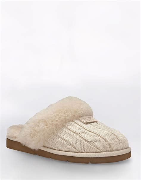 cozy knit ugg slippers ugg cozy knit slippers