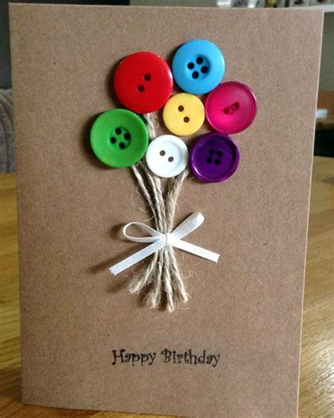 card projects 40 cool button craft projects for 2016 bored