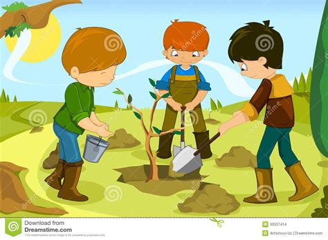 Cleaning The Environment Clipart
