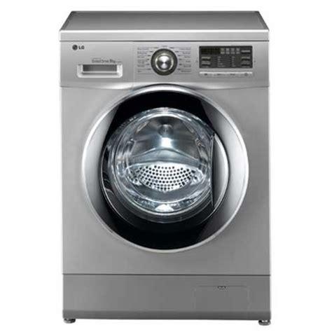 lg front door washing machine buy lg f1296qd24 7kg front load washing machine