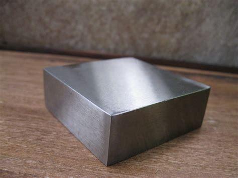 steel block for jewelry steel bench block for jewelry sting hammering metal