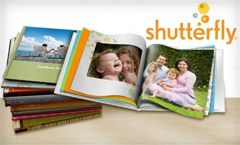 shutterfly picture books groupon shutterfly photo book for 10