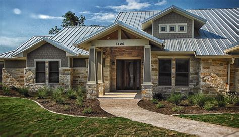 craftsman home design luxury ranch style home plans custom ranch home designs
