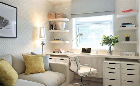 small room desks narrow desks for slim spaces and space savvy homes