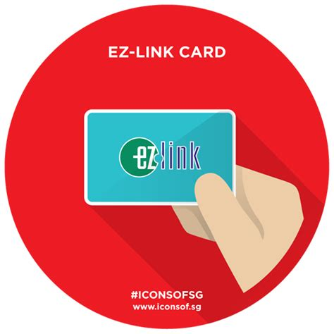 where to make ez link card icons of sg