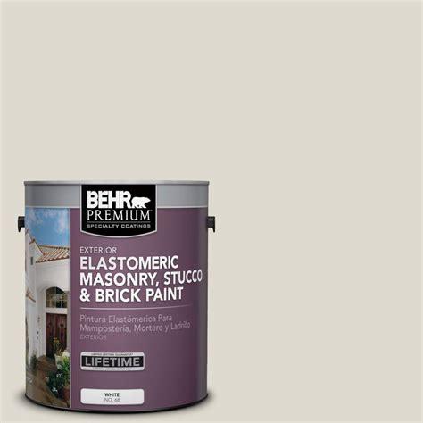 home depot paint zeppelin behr premium 1 gal ms 48 cove elastomeric masonry