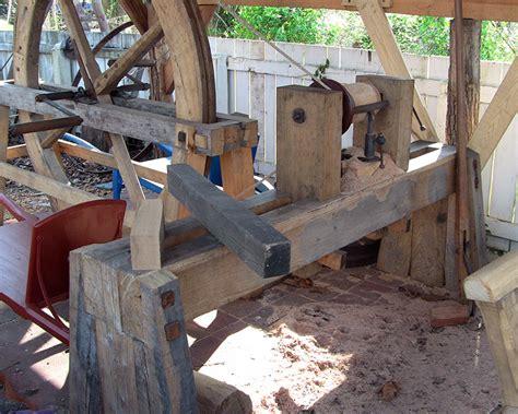 renaissance woodworker foot powered wood turning the renaissance woodworker