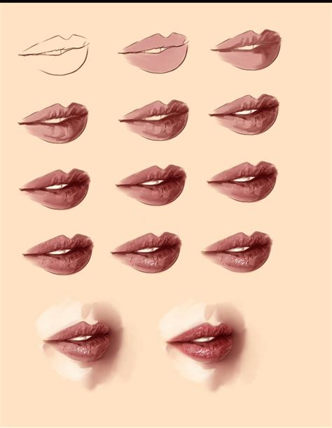 painting tutorial realistic tutorial by ryky on deviantart