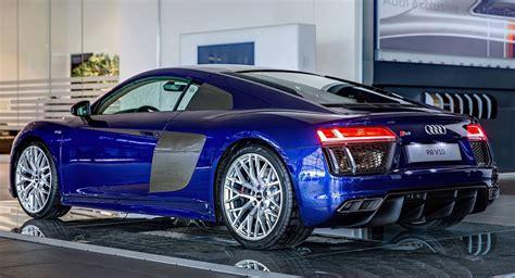 Audi Turbo by Audi R8 To Get Turbo 2 9 Liter V6 Variant