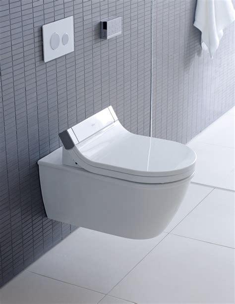 Starck 1 Duravit Toilet by Duravit Starck 3 Wall Mounted Toilet With Sensowash Seat 620mm