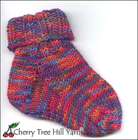 ravelry basic children s sock pattern by joanne turcotte