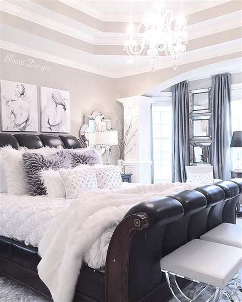 modern chic bedroom best 25 chic master bedroom ideas on wall