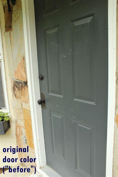 exterior door paint how to paint an exterior door as in shut the front door