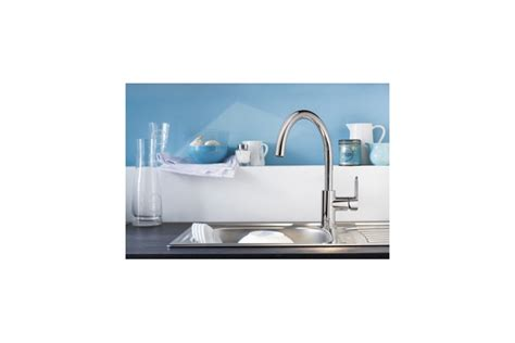 grohe kitchen sink mixer bauedge grohe kitchen mixers by robertson bathware selector