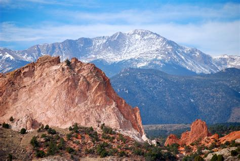 Garden Of The Gods To Pikes Peak How Crossfit Improved My Hiking Union Fitness