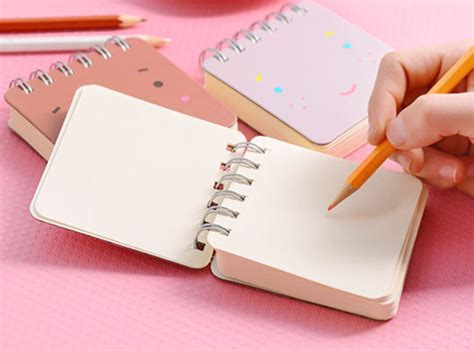 craft paper notebook craft paper spiral notebook commercial print services