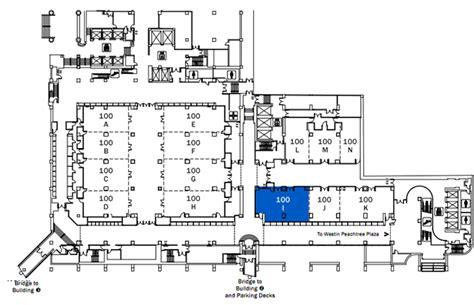 hyatt regency atlanta floor plan hyatt regency atlanta floor plan meze