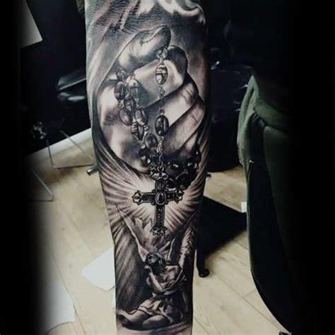 best 25 christian sleeve tattoo ideas on pinterest