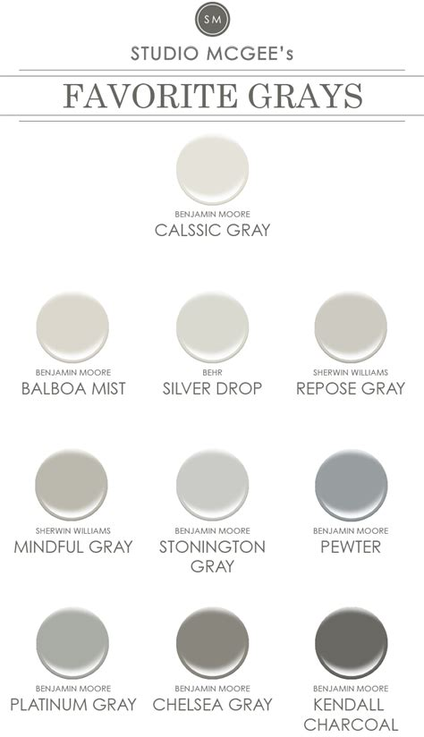 paint colors grey ask studio mcgee gray paint studio mcgee