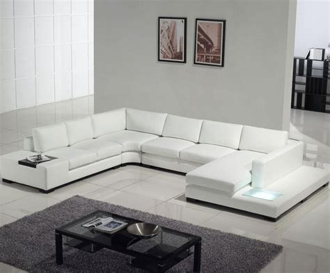 modern leather sofas and sectionals modern white top grain leather sofa modern sofas los