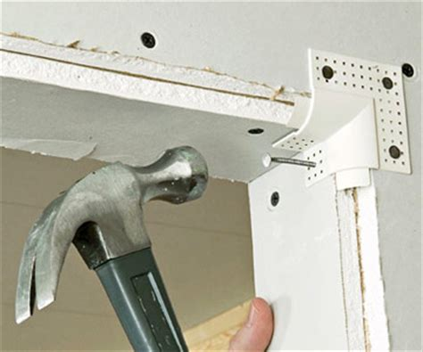 drywall corner bead installation two and three way corners drywall installation repair