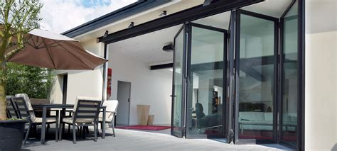 folding glass doors for patio folding patio doors reynaers at home