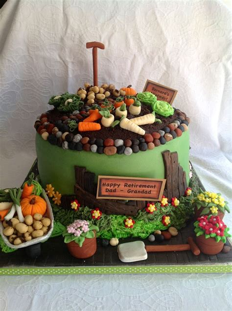 vegetable garden cake ideas the 25 best ideas about allotment cake on
