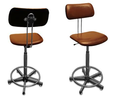 chaise haute d atelier