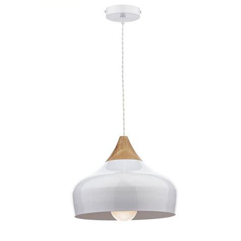 pendant ceiling light dar lighting gau0102 gaucho white ceiling pendant light