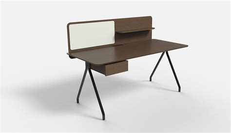 simple writing desk simple writing desk by hbf