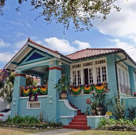 new orleans colorful houses new orleans colorful new orleans homes