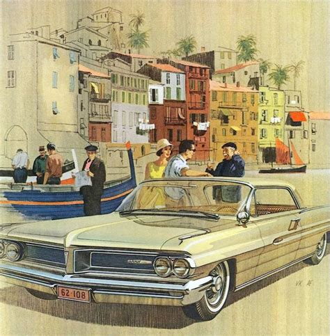 Pontiac Yacht Club by 410 Best Vintage Car Images By Brian Powell On
