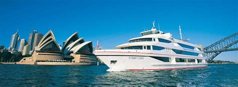 cruises sydney sydney harbour lunch cruises captain cook cruises