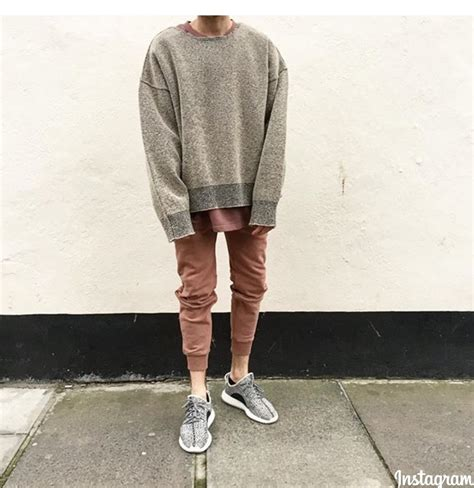 mens oversized knitted jumper 2016 big and mens clothing pull sweaters