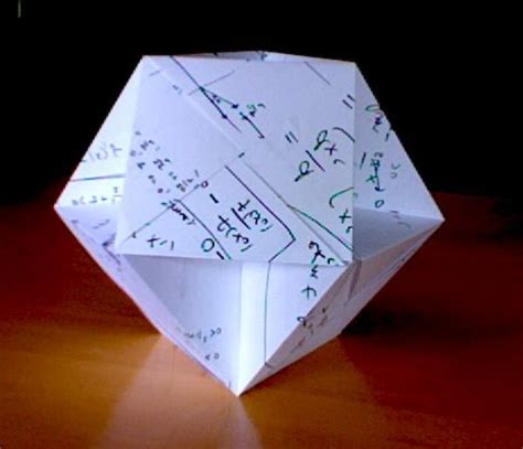 math in origami t 226 ches complexes ok mais en seconde