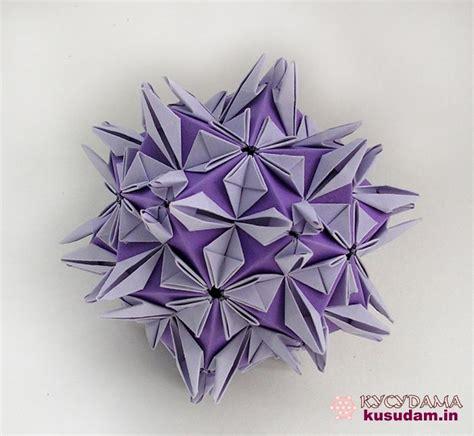 modular flower origami 182 best images about origami modular kusudama on