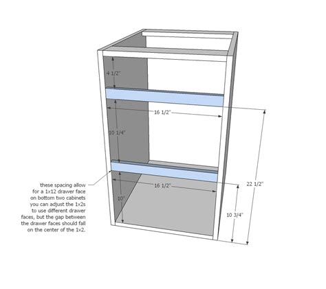 how to build kitchen cabinets free plans white tiny house kitchen cabinet base plan diy