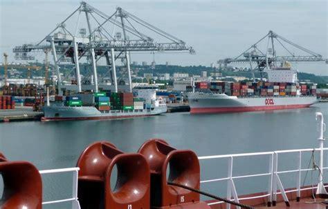 loi el khomri une journ 233 e de gr 232 ve bien suivie dans les ports