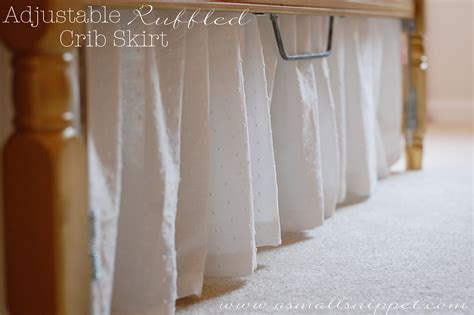 crib bed skirt crib ruffle bed skirt baby crib design inspiration
