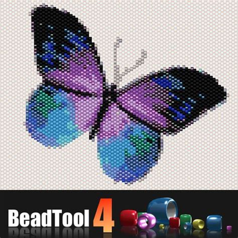 bead loom software beadtool 4 review make your own beading patterns